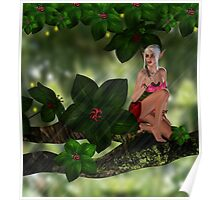 Buttercup Hailfly - The Tree Elf Poster