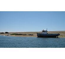 Chesil Beach, Dorset, England Photographic Print