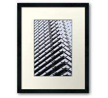 Newseum Framed Print