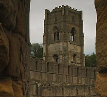 At Fountains Abbey by WatscapePhoto