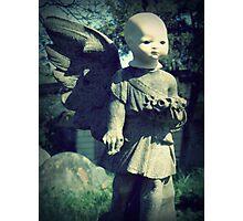 Angel Photographic Print