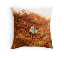 Look What Hatched Throw Pillow