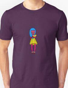 Cute Little Skull Girly T-Shirt