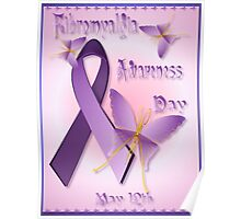 Fibromyalgia Awareness Day Poster