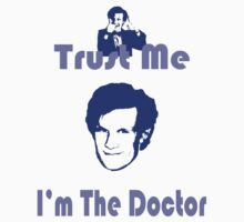 Trust Me I'm The Doctor by Rachel Miller