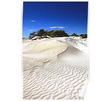 Lancelin Sand Dunes Poster