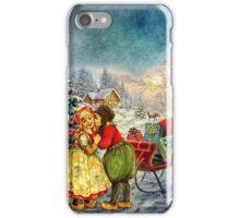 CHRISTMAS LOVE iPhone Case/Skin