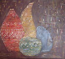Vases by surekha