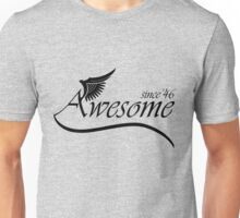 Awesome Since 1946 Unisex T-Shirt