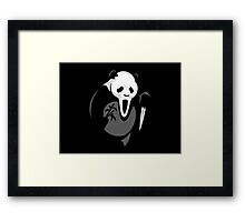 Panda Killer Framed Print