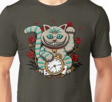 Cheshire Maneki Unisex T-Shirt