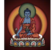Medicine Buddha Photographic Print