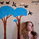 lonely bird. by Jennifer Rich
