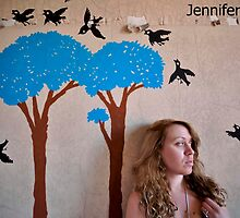 lonely bird. by Jennifer Rich