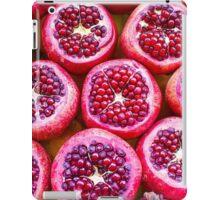 Pomegranate fruit iPad Case/Skin