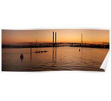 Bolte Bridge - Melbourne Poster
