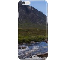 Buachaille Etive Mor iPhone Case/Skin