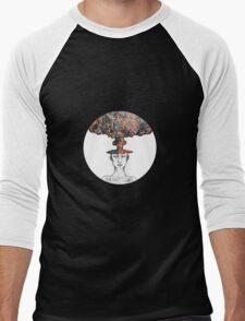 Calm Like a Bomb Men's Baseball ¾ T-Shirt