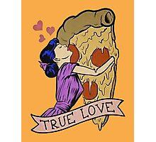 True Love <3 Photographic Print