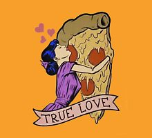 True Love <3 Womens Fitted T-Shirt