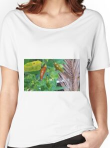 Paprika Women's Relaxed Fit T-Shirt