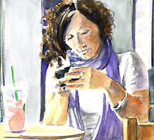 Texting Over Cream Soda by Colleen Reynolds