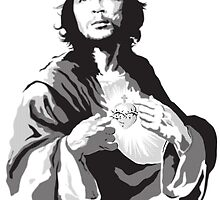 The Sacred Heart of Che by sTmykal