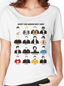 TV series Women's Relaxed Fit T-Shirt