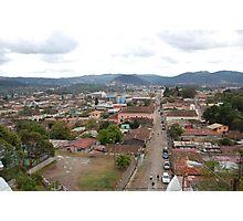 La Esparenza, Honduras Photographic Print
