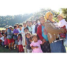 Hondurans Photographic Print