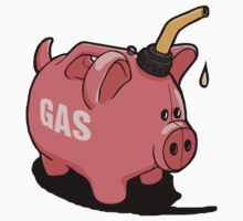 Gas Piggy  by Kirk Shelton