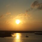 A Grand Isle Sunset by CearaLove