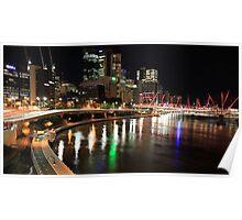 Brisbane Sleeping Poster