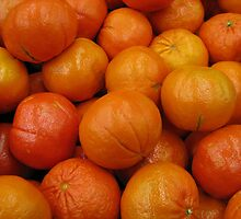 Mandarins by Carolyn Boyden