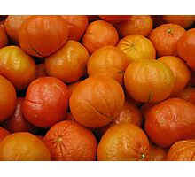 Mandarins Photographic Print