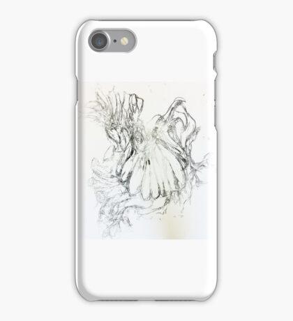 Monoprint iPhone Case/Skin