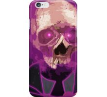 Mystery skulls iPhone Case/Skin