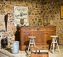 Wine Tasting Bar by Warren. A. Williams