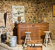 Wine Tasting Bar by Warren. A. Williams