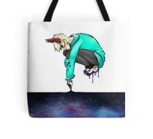 Space Child Tote Bag