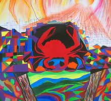 The Crab - Influence of Affluence by Sesha