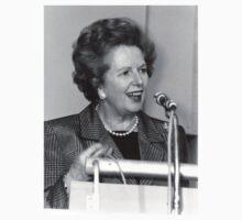 Margaret Thatcher Kids Tee