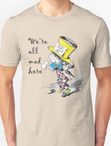 Mad Hatter Tea Party T-Shirt T-Shirt