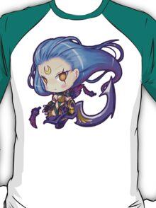 Cute Dark Valkyrie Diana - League of Legends T-Shirt
