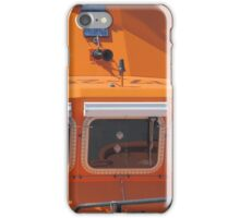 Yarmouth Lifeboat Isle of Wight iPhone Case/Skin