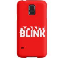 Don't Blink Exclusive Samsung Galaxy Case/Skin