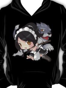 Cute French Maid Nidalee - League of Legends T-Shirt