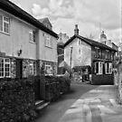 Village Cottages, Castleton by Ray Clarke
