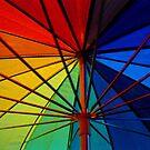 Rainbow Rain by jayded