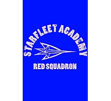 Exclusive Red Squadron Photographic Print
